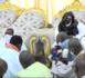 (VIDÉO) TOUBA - Le Khalife visite la salle de conférence érigée par la famille  de Serigne Cheikh Issa Diéne.
