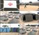 Inondations à Dakar : Une trentaine de familles sinistrées accueillies au site de recasement de Jaxaay 1.