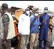 Marché central de Kaolack : Pape Demba Bitèye rend visite aux sinistrés de l'incendie, dégage une enveloppe de 03 millions et rassure les commerçants sur la modernisation du lieu.