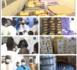 MAGAL DE TOUBA 2020 : Auchan dépêche une délégation qui a amené des denrées alimentaires