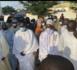 Touba : Les images de l'arrivée du président Macky Sall dans la ville sainte.