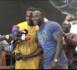 Face-à-face : Modou Anta et Diène Kaïré jouent à la provocation verbale.