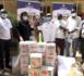Thiès / Lutte contre la Covid-19 : Dangote Cement Senegal offre des kits d'hygiène et produits phytosanitaires au District sanitaire de Pout.
