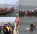 Gamou 2020 / Médina Baye : Les insulaires débarquent au port de Kaolack à bord de 39 pirogues.