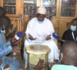 Médina Baye : Aminata Touré octroie 2 tonnes de riz et 5 bœufs au Khalife Serigne Cheikh Mahi Ibrahim Niass.