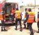 Kaffrine / Khourdane: Un accident fait 01 mort et 37 blessés.