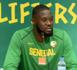 Youssou Ndoye (Pivot et capitaine des lions) : «  Rester concentrés et bien aborder le match contre l'Angola »
