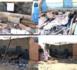 Rufisque / École Colobane 2 Nord : Un camion rempli de ciment atterrit dans une salle de classe.
