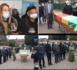 Levée du corps de Pape Bouba Diop (France) : Revivez la prière mortuaire et le témoignage de sa femme… (Vidéo)