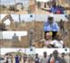 Thiès / Opération démolition à Mbour 4 extension : Des propriétaires de maison en larmes incapables devant la machine destructrice.