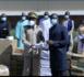 Deuxième vague de Covid-19 : Serigne Mboup apporte un appui de 10.000 masques, des détergents et des flacons de gel au Comité régional de lutte contre les épidémies de Kaolack.