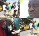 Arrestation Sonko - 2ème jour de manifestations : un reporter recoit une pierre, évacuation d'une ménagère étouffée par les grenades lacrymogènes.
