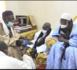 (VIDÉO- TOUBA) Serigne Mansour Sy Djamil reçu par le Khalife des Mourides et son porte-parole.