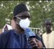 Inhumation de Samba Sall / Abdou Latif Coulibaly : «C'est un honneur pour moi de parler au nom du président de la République ici à la famille, après avoir reçu son coup de fil pour témoigner de sa tristesse...»