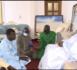 TOUBA / Échanges entre le porte-parole du Khalife Général des Mourides et les SG du Synpics et de l'Appel.