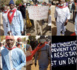 Mbour : Marche des travailleurs de Ikagel après le licenciement de 78 travailleurs.