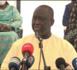 Aliou Sall (maire de Guédiawaye) : « Les gens ne s'imaginent pas les sommes d'argent qui sont investies depuis plus d'un an dans les structures médicales »