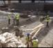 Inspection inopinée de l'Igb à Dakar : Cinq chantiers arrêtés pour violation du code de construction.