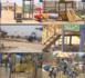 Corniche Ouest : Un manège abandonné et rongé par la rouille, un danger pour les enfants.