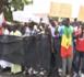 Gandiaye : La population dans la rue pour réclamer l'érection de ralentisseurs et le départ de Flex-eau.