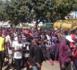 Kaolack : Manifestation des étudiants de l'UVS... Les élèves des autres établissements scolaires délogés... leur coordinateur mis aux arrêts.