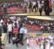 Bataille rangée à l'arène nationale : des chaises encore vandalisées et plusieurs personnes arrêtées.