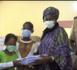 Protection des enfants : 6 centres d'accueil bénéficient d'un don de matériel pour faire face à la Covid-19.