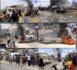 Kaolack / Médina Mbaba : Des jeunes barrent la route près du domicile du maire... La police procède à des arrestations.