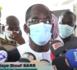 Abdoulaye Diouf Sarr à Touba : «  02 millions de masques… 3.500 agents de santé dépêchés «