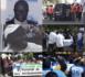 Cérémonie d'inhumation : Joseph Koto repose désormais à Saint-Lazare de Béthanie.