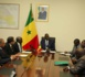 Les images de la rencontre entre le Président Macky Sall et le comité d'organisation de l'anniversaire de Cheikh Anta Diop