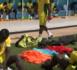 Première séance d'entraînement des Lions à Kigali.