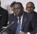 Le président Macky Sall appelle à