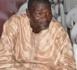 La dernière image de la légende du football Baba Touré quelques minutes avant son décès samedi soir à Pikine