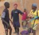 Des Japonais font découvrir le base-ball aux Sénégalais