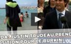 CANADA : Justin Trudeau prend position pour le burkini