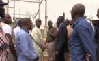 Le ministre de l'énergie Thierno Alassane Sall et le DG de la Senelec à Thiès pour constater les dégâts (Photos visite + vidéo)