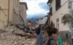 Italie : au moins 21 morts dans un puissant séisme de magnitude 6.2