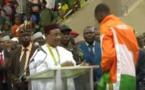 Regardez comment le Niger a accueilli son médaillé olympique