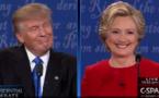 La petite phrase de Trump dont s'est régalée Clinton