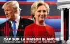"""Les élections américaines se jouent aussi dans le """"body language"""""""