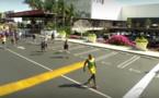 Bolt vs le reste du monde (et ça donne une idée de sa vitesse exceptionnelle)