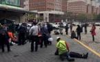 Violent accident de train en gare de Hoboken, face à Manhattan, plus d'une centaine de blessés