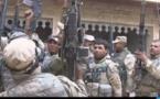 Sur la route de Mossoul, les forces irakiennes libèrent la ville chrétienne de Qaramles