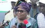 Lancement du Programme And Defar Sunu Gox de Golf : Le maire Aïda Sow Diawara appelle les populations à se départir des mauvaises pratiques