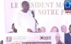 Université républicaine : Le président Macky Sall annonce une baisse prochaine du prix de l'électricité