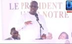 UNIVERSITÉ REPUBLICAINE - Le Président Sall assiste au listing de ses réalisations