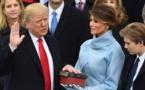 PRESTATION DE SERMENT : Donald Trump devient le 45e président des États-Unis (VIDEO)