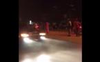 (VIDÉO) Le cortège de Yaya Jammeh en route vers l'aéroport de Banjul