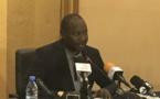 """GAMBIE : """" C'est le président Adama Barrow qui a sollicité le maintien des forces de la CEDEAO en Gambie """" (PORTE-PAROLE)"""